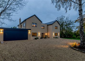 Thumbnail 6 bed detached house for sale in Tockwith Lane, Cowthorpe, Wetherby, West Yorkshire