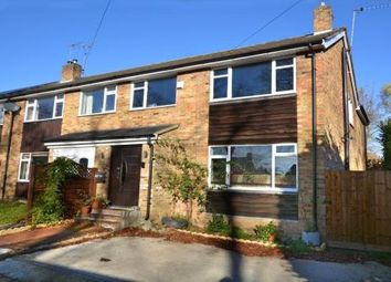 Thumbnail 3 bed end terrace house for sale in Hollybush Hill, Stoke Poges, Slough