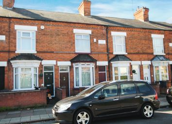 Thumbnail 3 bed terraced house for sale in Knighton Fields Road West, Knighton Fields, Leicester