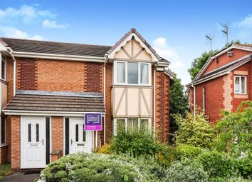 Thumbnail 2 bedroom flat for sale in Chapel Close, Chesterfield