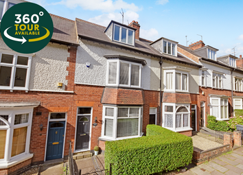 Thumbnail 5 bed terraced house for sale in Westcotes Drive, Westcotes, Leicester