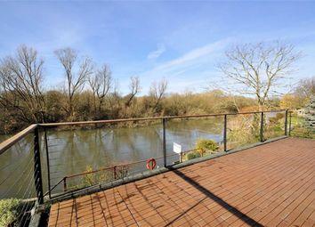 Thumbnail 6 bed detached house for sale in Laleham Reach, Chertsey, Surrey