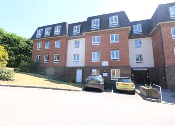 Thumbnail 1 bed flat for sale in Lilley Court, Heath Hill Road South, Crowthorne, Berkshire