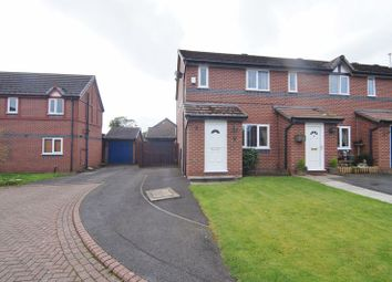 Thumbnail 2 bed terraced house for sale in Hill Top Close, Freckleton