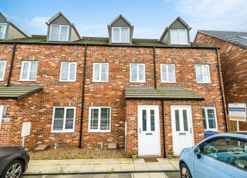 Thumbnail 3 bed terraced house for sale in 23 Cammidge Way, Doncaster