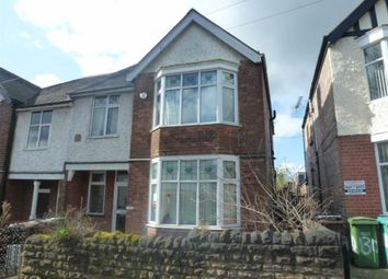 Thumbnail 5 bedroom semi-detached house for sale in Harlaxton Drive, Nottingham