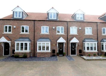 Thumbnail 3 bedroom terraced house for sale in Priory Close, Nafferton, Driffield