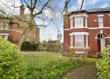 Thumbnail 5 bed semi-detached house for sale in The Crescent, Davenport, Stockport, Cheshire