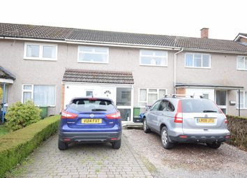 Thumbnail 3 bed terraced house for sale in Liswerry Drive, Llanyravon, Cwmbran