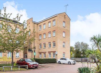 Thumbnail 2 bed flat for sale in Tallis Court, Kidman Close, Gidea Park
