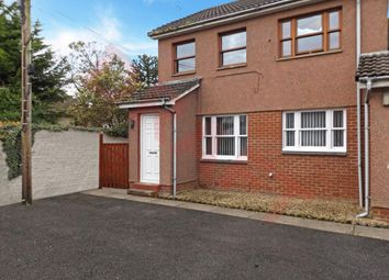 Thumbnail 2 bed flat for sale in Church Lane, Galston