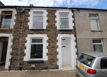 Thumbnail 3 bed terraced house for sale in Charles Street, Pontypridd
