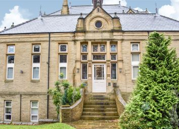 Thumbnail 1 bed flat for sale in Clare Hall, Prescott Street, Halifax