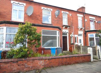Thumbnail 3 bed terraced house to rent in Birch Road, Crumpsall, Manchester