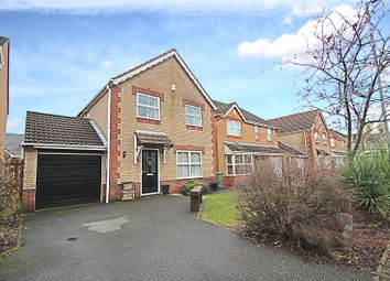 4 bed detached house for sale in Rowley Croft, South Elmsall, Pontefract, West Yorkshire WF9