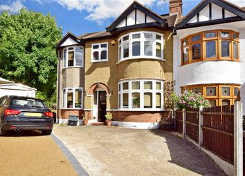 Thumbnail 4 bed end terrace house for sale in Heathway, Woodford Green, Essex