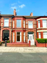 Thumbnail 3 bed terraced house to rent in Woodchurch Road, Birkenhead