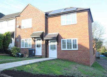 Thumbnail 1 bed end terrace house for sale in Edward Court, Hemel Hempstead