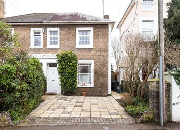 Thumbnail 3 bed semi-detached house for sale in Knights Park, Kingston Upon Thames