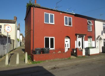 Thumbnail 3 bed end terrace house for sale in Foxes Passage, York Road, Great Yarmouth