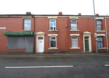 Thumbnail 2 bed terraced house for sale in New Wellington Street, Blackburn, Lancashire, .