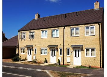 Thumbnail 2 bed terraced house for sale in Markham Rise, Bedford