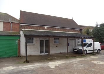 Thumbnail Light industrial for sale in Pembroke Avenue, Worthing