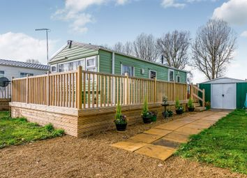 Thumbnail 2 bedroom mobile/park home for sale in Signet Pastures, Little Billing, Northampton