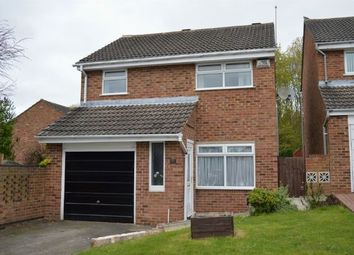 Thumbnail 3 bedroom detached house for sale in Marchwood Close, Watermeadow, Northampton