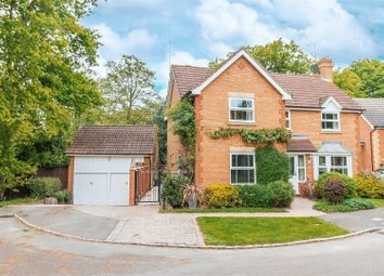 Thumbnail 5 bed detached house for sale in Phillips Close, Woodley, Reading
