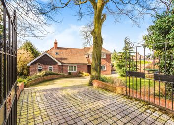 Thumbnail 4 bed detached house for sale in Carlton Road, Worksop