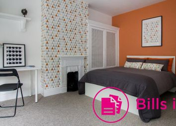 Thumbnail 5 bedroom shared accommodation to rent in Abingdon Road, Leicester