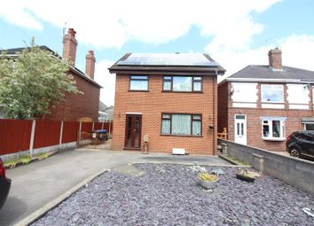 Thumbnail 3 bed detached house for sale in Ashbourne Road, Cheadle, Stoke-On-Trent