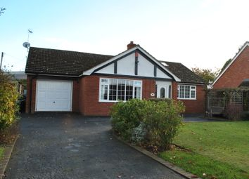 Thumbnail 2 bed detached bungalow to rent in Moreton Street, Prees, Whitchurch, Shropshire