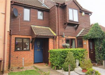 Thumbnail 1 bed terraced house for sale in Magpie Way, Winslow