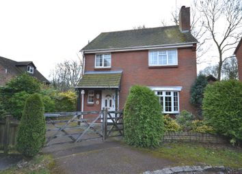 Thumbnail 3 bed detached house for sale in Heron Park, Lychpit, Basingstoke