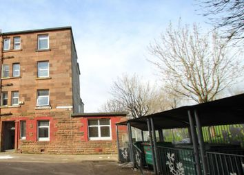 Thumbnail 1 bedroom flat for sale in 7, Wallace Street, Flat G-2, Port Glasgow PA145Ra
