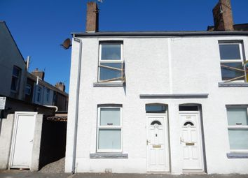 Thumbnail 2 bed end terrace house for sale in 170 Corporation Road, Workington, Cumbria