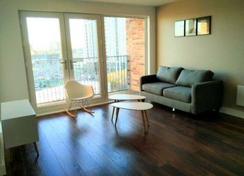 Thumbnail 2 bed flat to rent in Wilburn Basin, Ordsall Lane, Salford