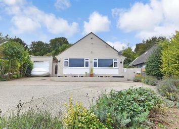 Canterbury Road, Bilting, Ashford, Kent TN25. 3 bed detached bungalow for sale