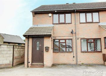 Thumbnail 2 bed end terrace house to rent in Newbold Village, Chesterfield, Derbyshire