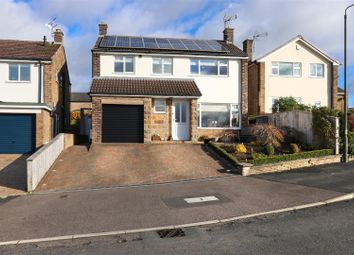 Thumbnail 4 bed detached house for sale in Gritstone Road, Matlock
