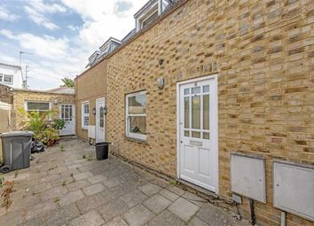 Thumbnail 1 bed terraced house to rent in Earls Mews, Winfrith Road, London