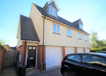 Thumbnail 3 bed terraced house to rent in Rouse Way, Colchester, Essex