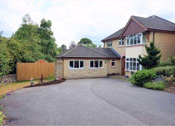 Thumbnail 5 bed detached house for sale in Swan Avenue, Bingley