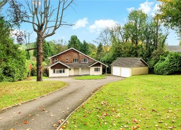 Thumbnail 4 bed detached house for sale in Butlers Dene Road, Woldingham, Caterham