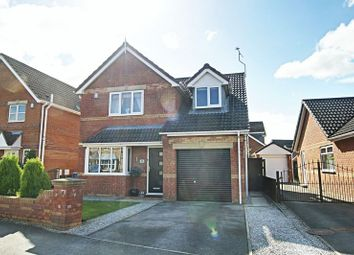 Thumbnail 3 bed detached house for sale in Cleeve Road, Hedon, Hull