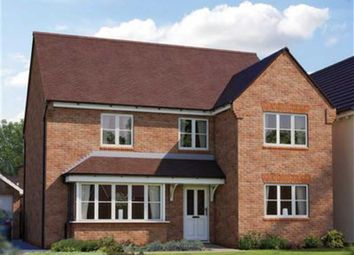 Thumbnail 5 bed detached house for sale in Crewe Road, Haslington, Crewe
