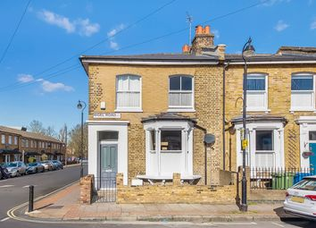 Nigel Road, Peckham SE15. 3 bed end terrace house for sale