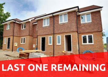 Thumbnail 3 bed terraced house for sale in Dewpond Close, Lancing, West Sussex